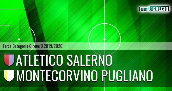 Atletico Salerno - Montecorvino Pugliano