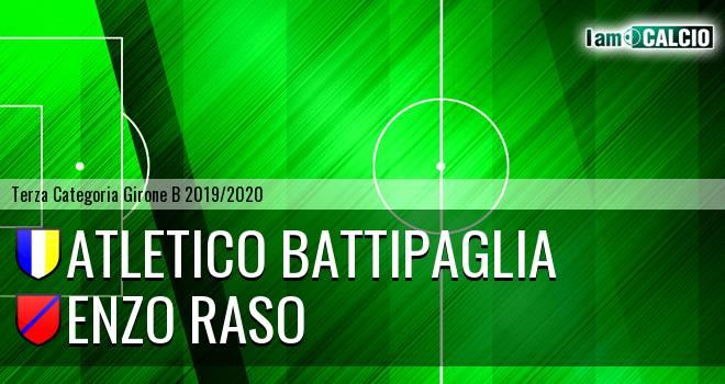 Atletico Battipaglia - Enzo Raso