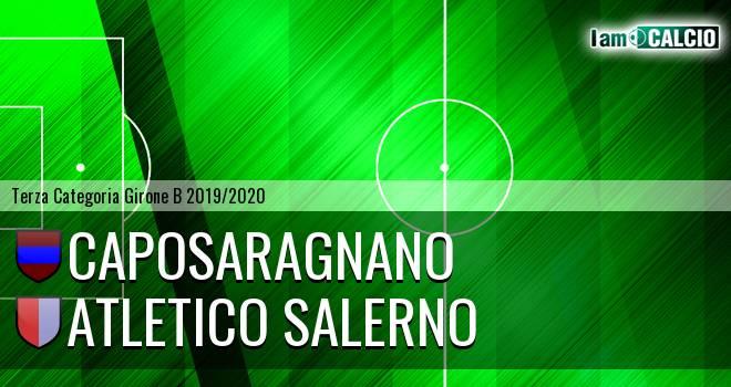Caposaragnano - Atletico Salerno