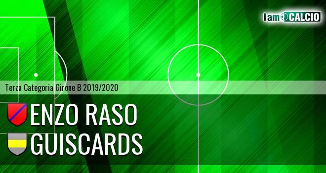 Enzo Raso - Guiscards
