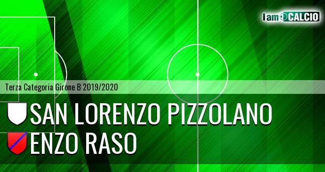 San Lorenzo Pizzolano - Enzo Raso