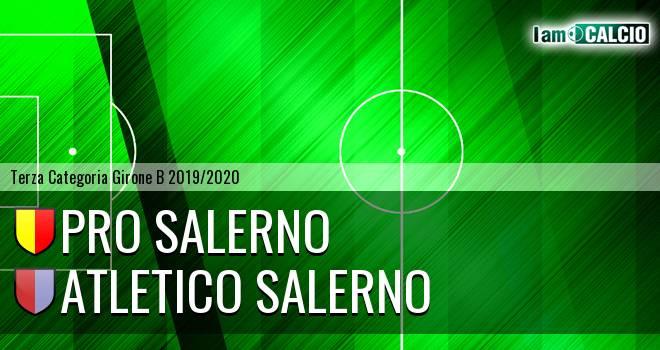 Pro Salerno - Atletico Salerno