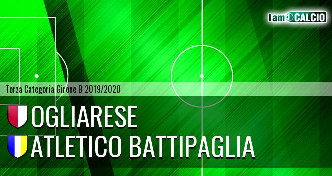 Ogliarese - Atletico Battipaglia