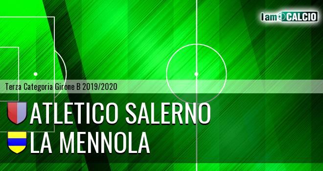Atletico Salerno - La Mennola