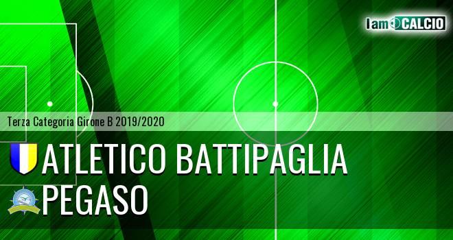 Atletico Battipaglia - Pegaso