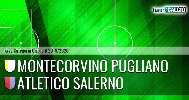 Montecorvino Pugliano - Atletico Salerno