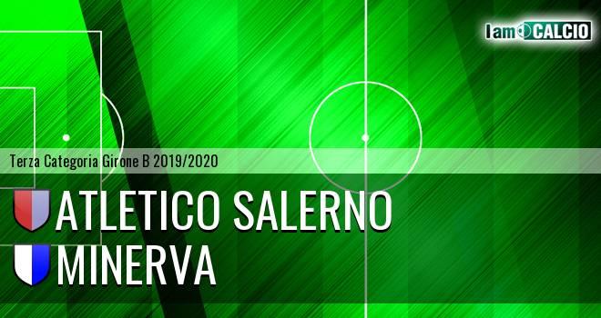 Atletico Salerno - Minerva