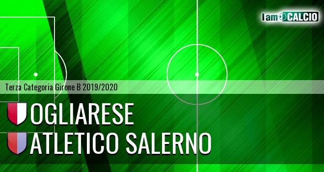 Ogliarese - Atletico Salerno