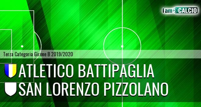 Atletico Battipaglia - San Lorenzo Pizzolano