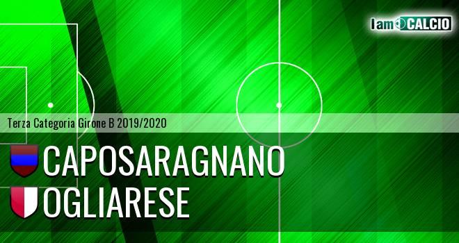 Caposaragnano - Ogliarese