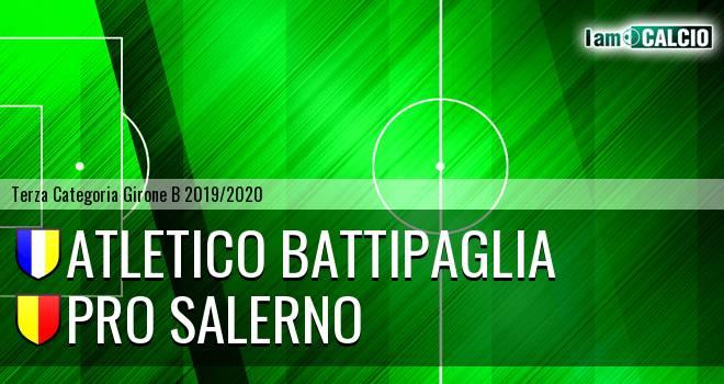 Atletico Battipaglia - Pro Salerno