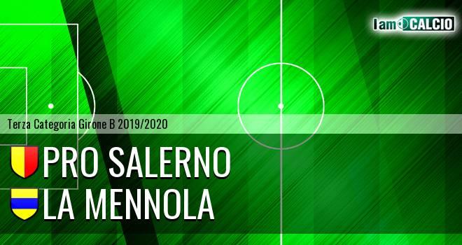 Pro Salerno - La Mennola