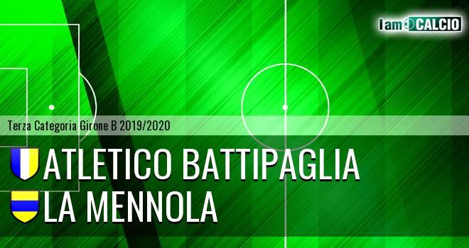 Atletico Battipaglia - La Mennola