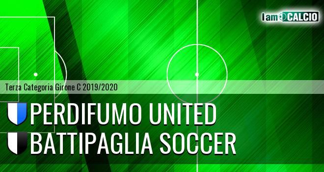 Perdifumo United - Battipaglia Soccer