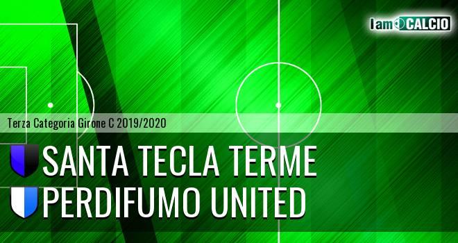 Santa Tecla Terme - Perdifumo United