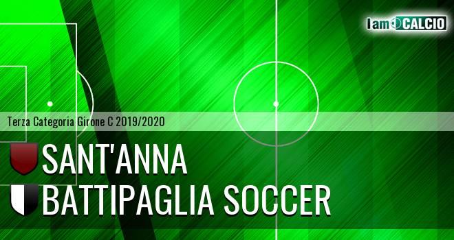 Sant'Anna - Battipaglia Soccer