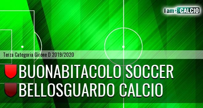 Buonabitacolo Soccer - Bellosguardo Calcio