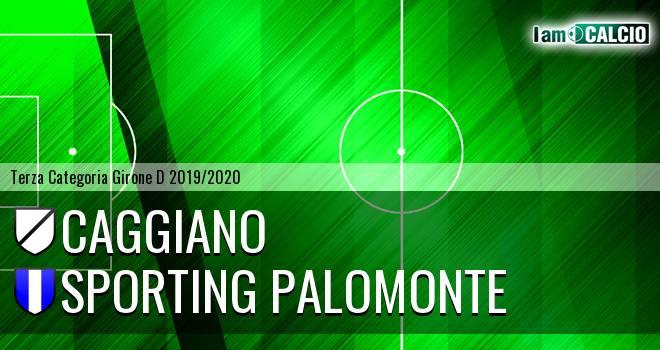 Caggiano - Sporting Palomonte