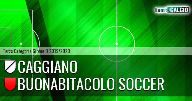 Caggiano - Buonabitacolo Soccer