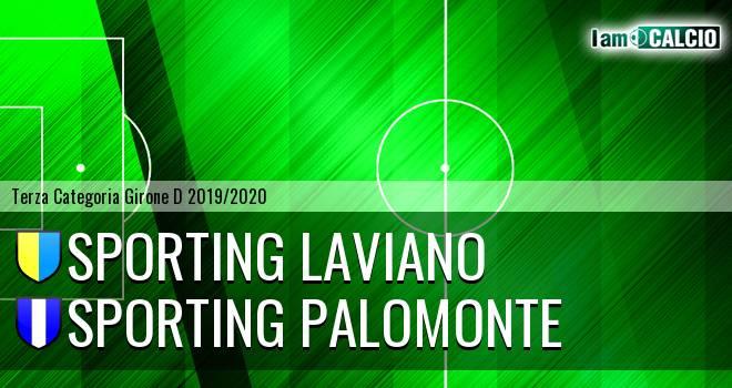 Sporting Laviano - Sporting Palomonte