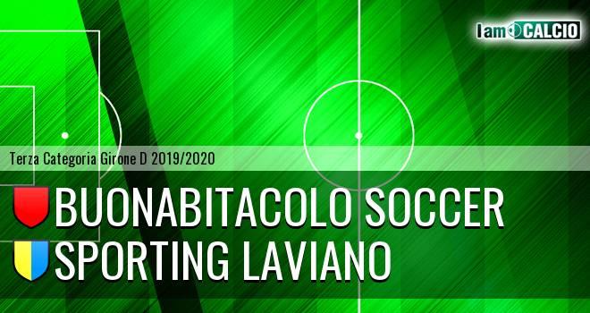 Buonabitacolo Soccer - Sporting Laviano