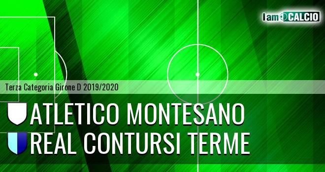 Atletico Montesano - Real Contursi Terme