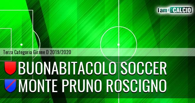 Buonabitacolo Soccer - Monte Pruno Roscigno