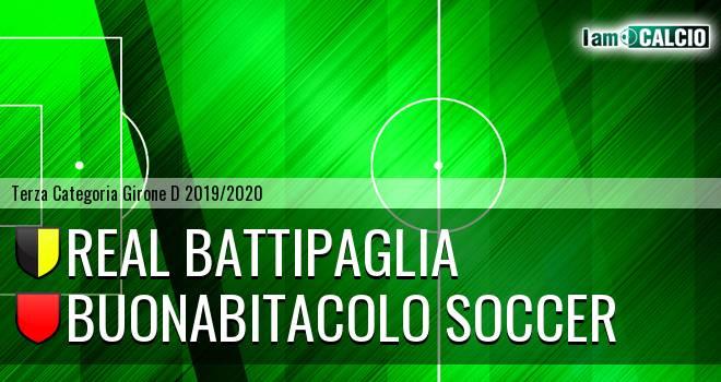 Real Battipaglia - Buonabitacolo Soccer