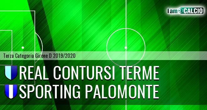 Real Contursi Terme - Sporting Palomonte