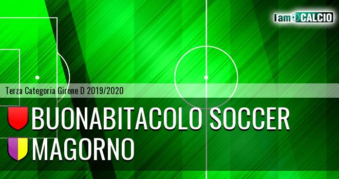 Buonabitacolo Soccer - Magorno