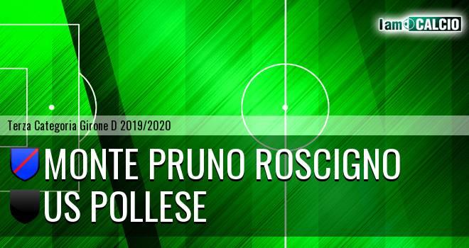 Monte Pruno Roscigno - Us Pollese