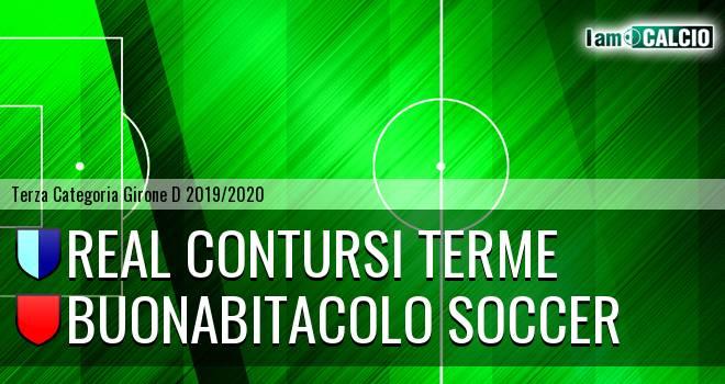 Real Contursi Terme - Buonabitacolo Soccer