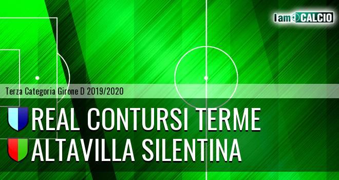 Real Contursi Terme - Altavilla Silentina
