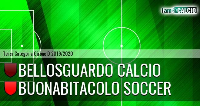 Bellosguardo Calcio - Buonabitacolo Soccer