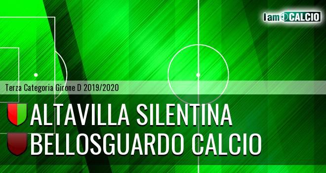 Altavilla Silentina - Bellosguardo Calcio