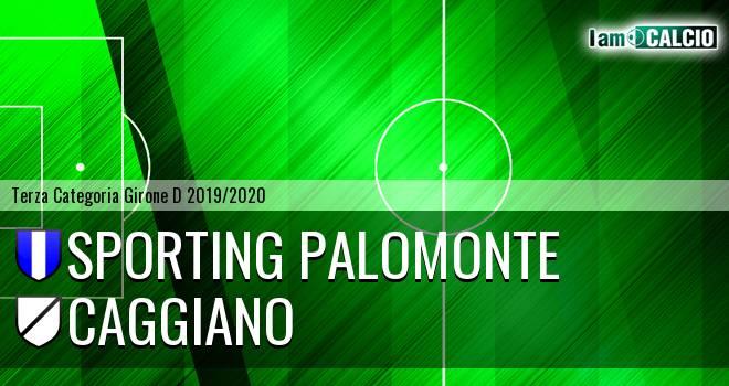 Sporting Palomonte - Caggiano