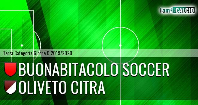 Buonabitacolo Soccer - Oliveto Citra
