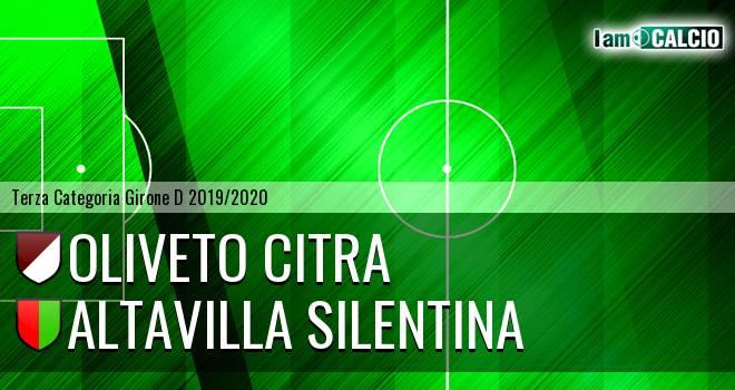 Oliveto Citra - Altavilla Silentina