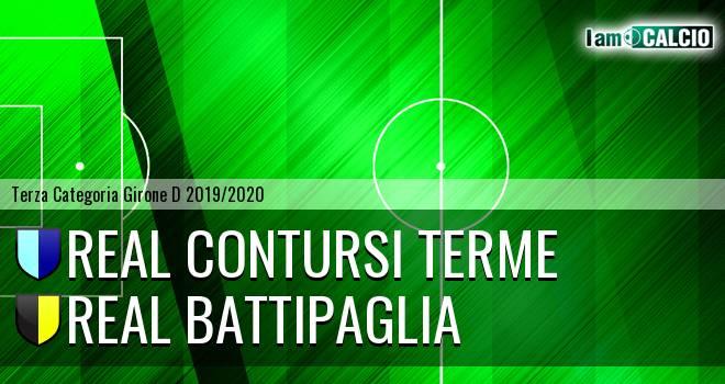 Real Contursi Terme - Real Battipaglia
