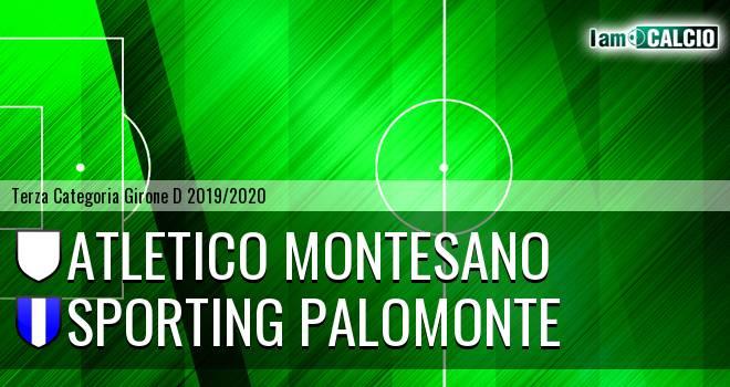 Atletico Montesano - Sporting Palomonte