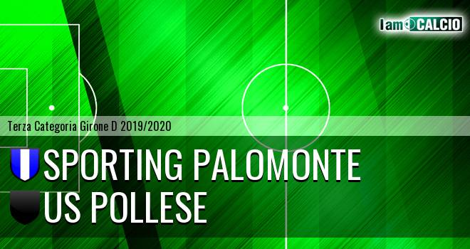 Sporting Palomonte - Us Pollese