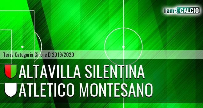 Altavilla Silentina - Atletico Montesano