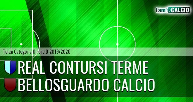 Real Contursi Terme - Bellosguardo Calcio
