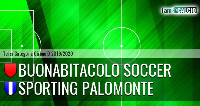Buonabitacolo Soccer - Sporting Palomonte