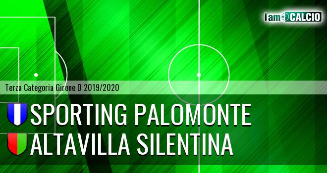 Sporting Palomonte - Altavilla Silentina