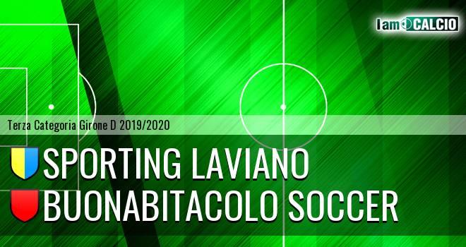 Sporting Laviano - Buonabitacolo Soccer