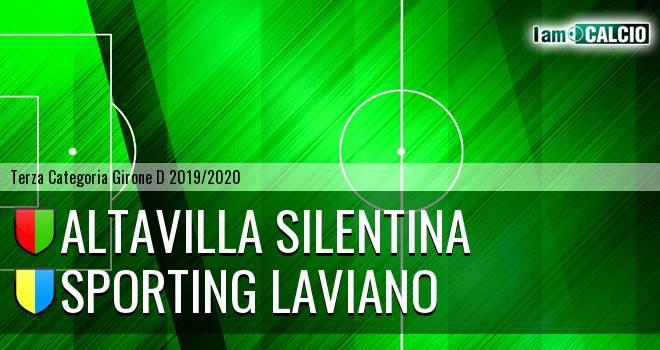 Altavilla Silentina - Sporting Laviano