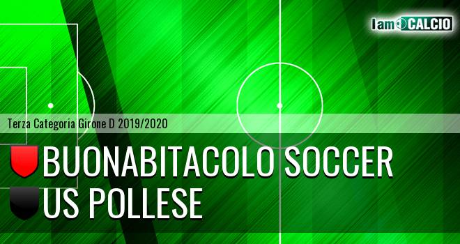 Buonabitacolo Soccer - Us Pollese