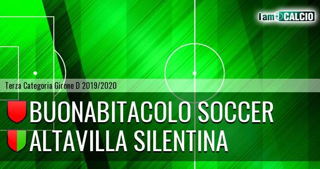 Buonabitacolo Soccer - Altavilla Silentina