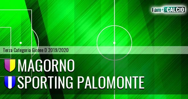 Magorno - Sporting Palomonte